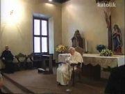 Wizyta Jana Pawła II w domu generalnym salwatorianów (cz.I)